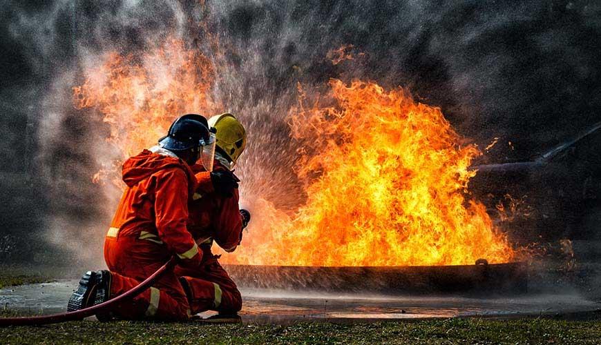 Sembol Osgb isg Yangın Güvenliği Hizmeti