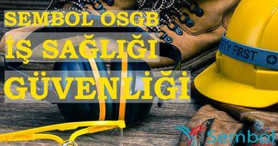 Sembol Osgb İş Sağlığı ve Güvenliği Eğitimi
